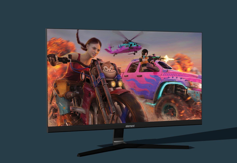 Element Electronics gaming monitors