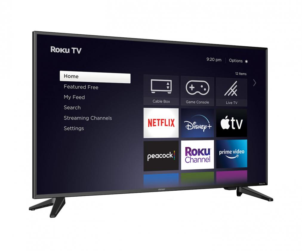 Renewed Element E4SC4018RKU 40-inch UHD 4K Element Roku HDTV